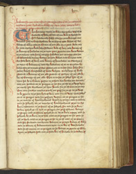 Document In Scots Dialect, In The Cartulary Of Arbroath Abbey f.92r